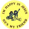 I'm Happy in Jesus - He's my friend